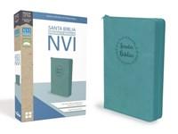 Biblia NVI Premios y Regalos con Cierre Aqua
