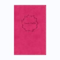 Biblia RVR Compacta Rosa