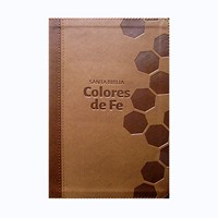 Biblia RVR Colores de Fe