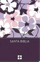 Biblia NVI Compacta Ultrafina Floral