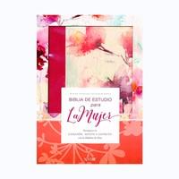 Biblia de Estudio Para la Mujer NVI Fucsia