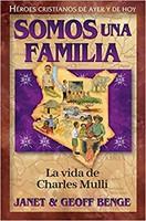 Somos Una Familia - Charles Mulli (Tapa Rústica)