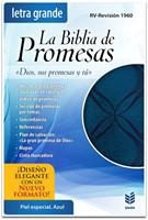 Biblia de Promesas Letra Grande