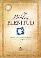 Biblia Estudio Plenitud RVR60 Tapa Dura
