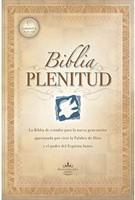 Biblia Estudio Plenitud RVR60 Rústica