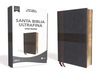Biblia Nueva Biblia de las Américas Letra Grande Azul