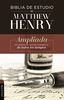 Biblia de Estudio Matthew Henry
