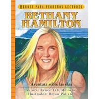 Bethany Hamilton - Aventuras sobre las olas (Tapa Dura) [Libro]