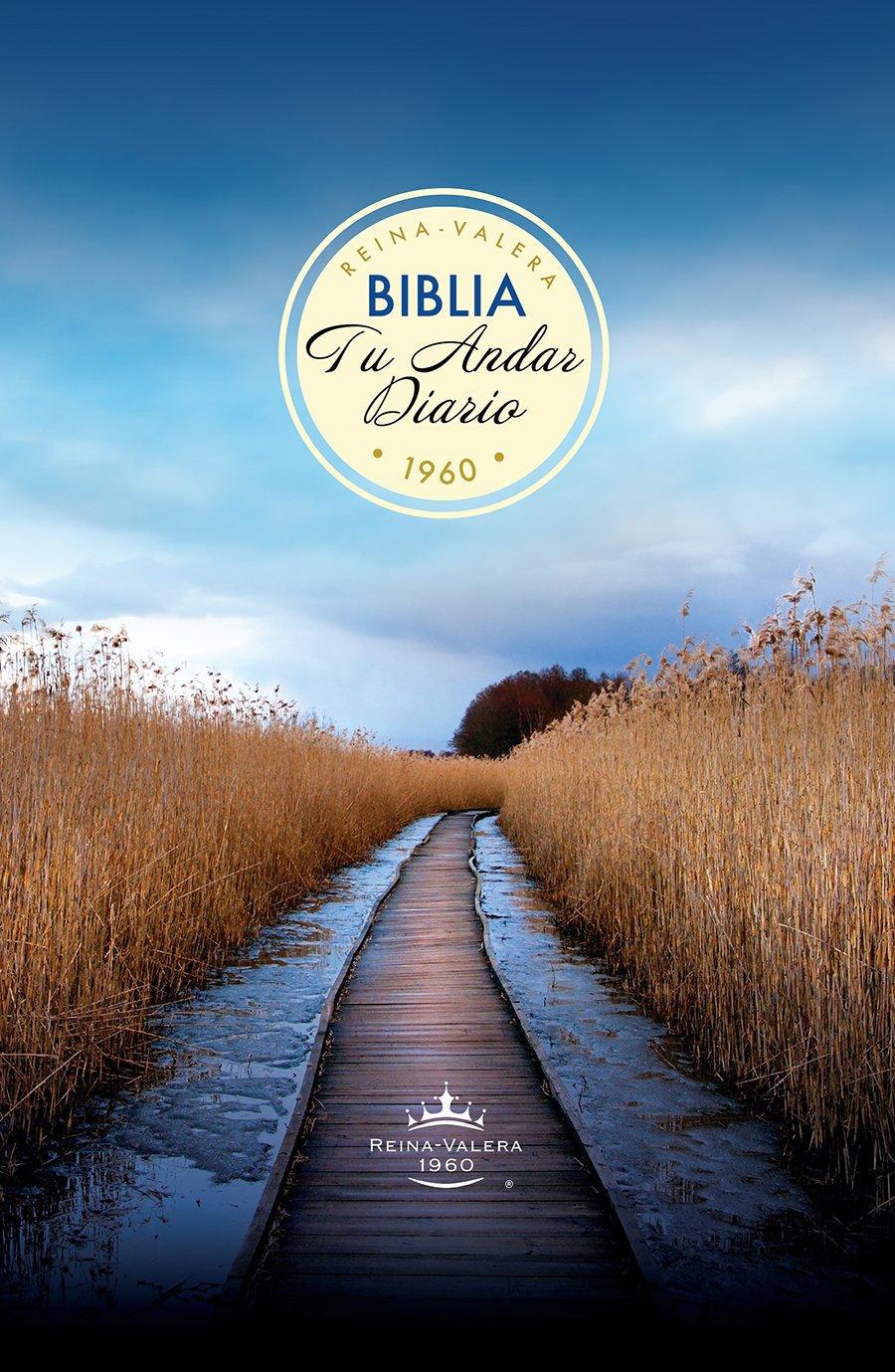 Biblia Tu Andar Diario - Camino Azul