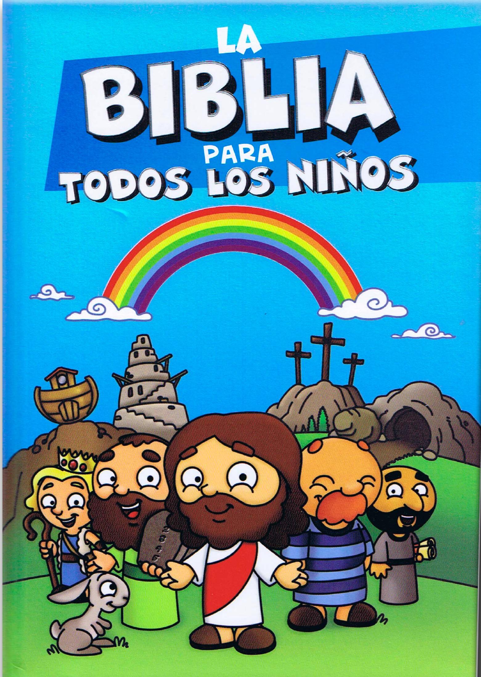Biblia Para Todos los Niños
