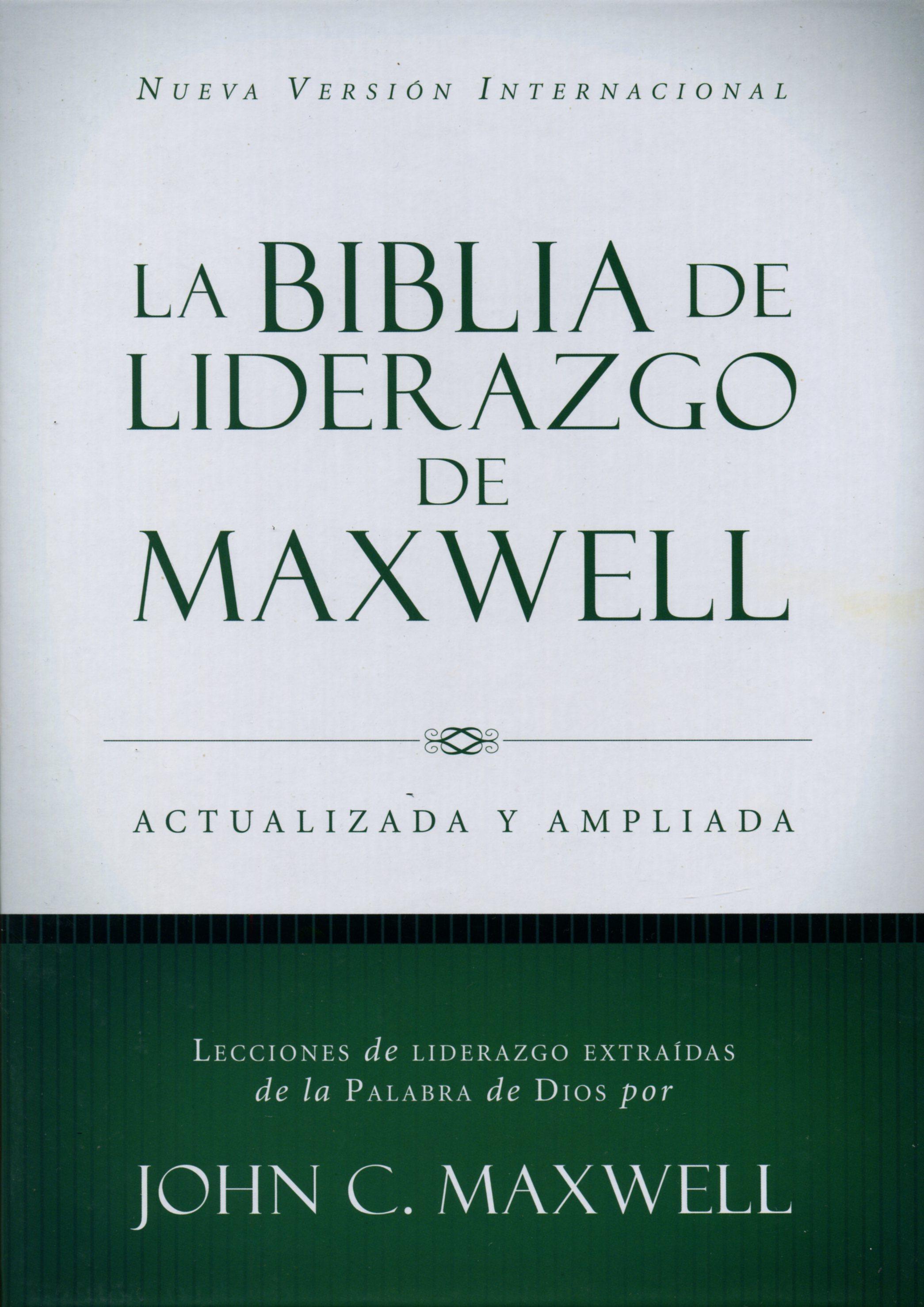 Biblia NVI del Liderazgo
