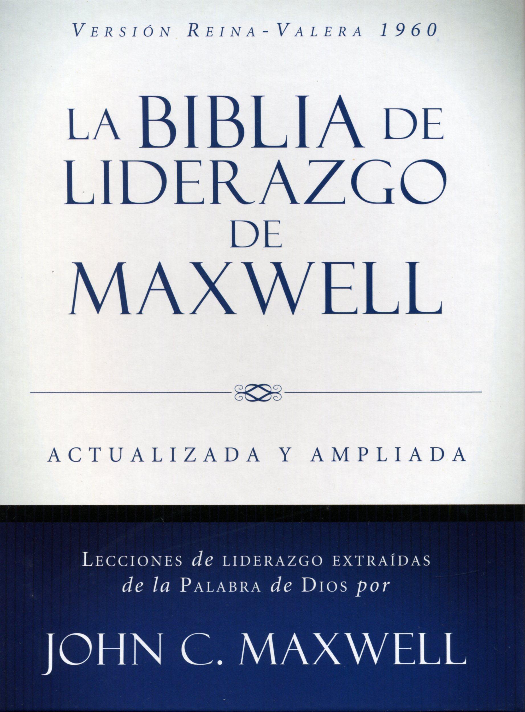Biblia RVR60 del Liderazgo