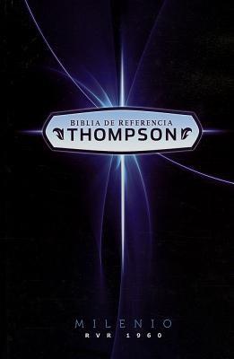 Biblia de Referencia Thompson Milenio Azul