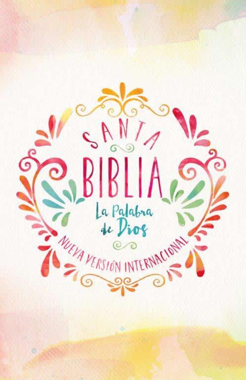 Biblia NVI Económica Acuarela