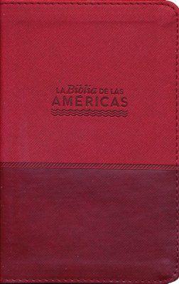Biblia de las Americas LBLA Ultrafina Compacta Piel Cafe