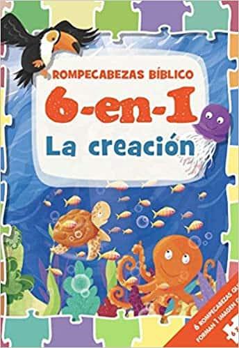 Creación Biblia de Rompecabezas