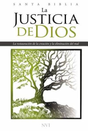 Biblia NVI Justicia de Dios Rustica