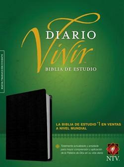Biblia NTV de Estudio del Diario Vivir