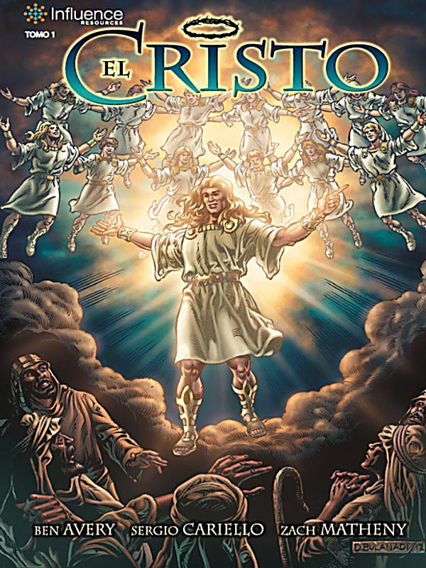 El Cristo Tomo 1 Comics