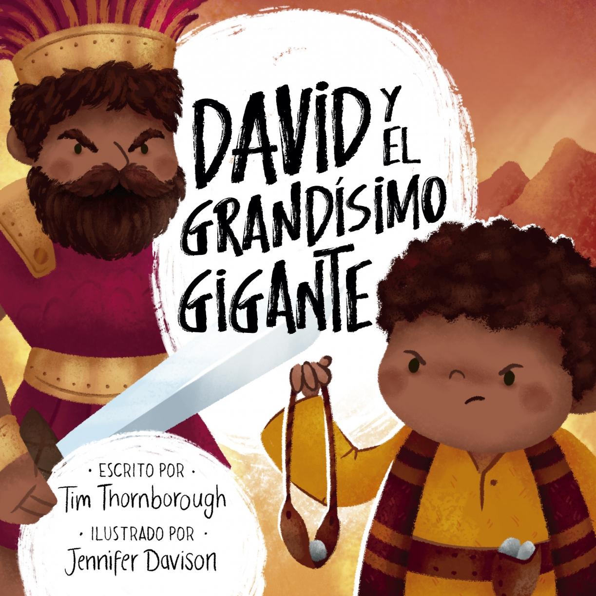 David y el Grandísimo Gigante Ilustrado