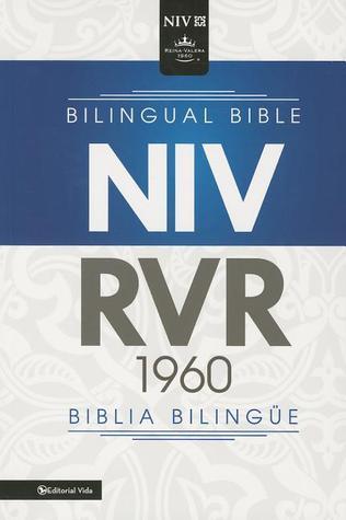Biblia Bilingüe RVR60 / NIV con Índice