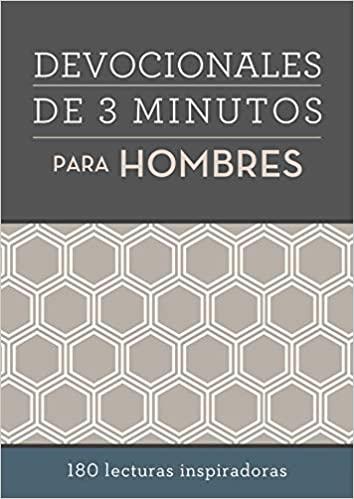 Devocionales de 3 Minutos Para Hombres