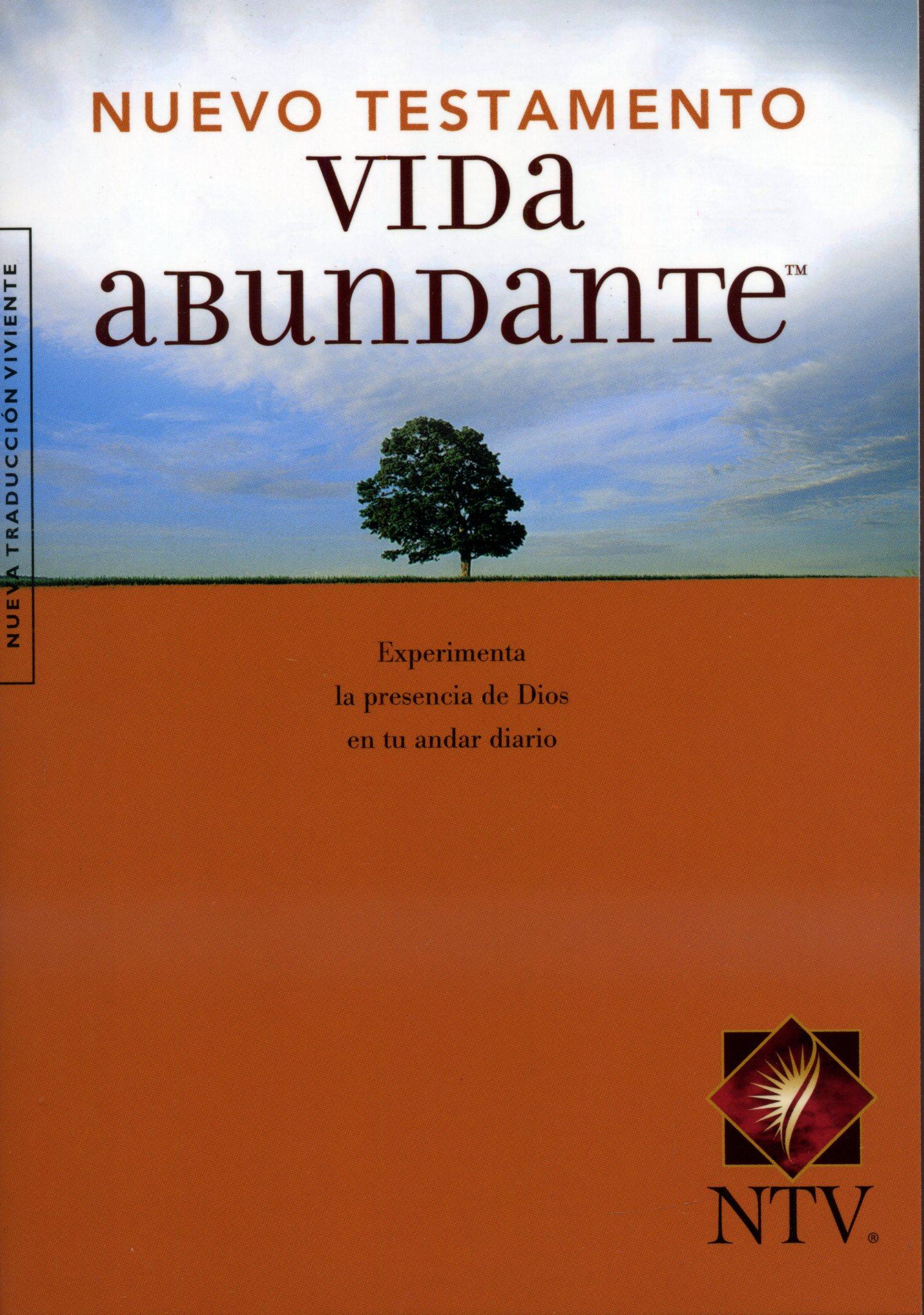 Nuevo Testamento Vida Abundante NTV