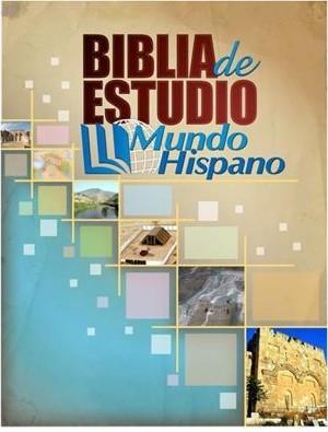 Biblia de Estudio Mundo Hispano
